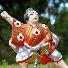 Cómo hacer un arco japonés antiguo