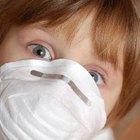 Síntomas de congestión pulmonar