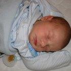 ¿Cuánto sueño necesita un bebé de cuatro meses de edad?