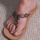 ¿Qué problemas resultan de la supinación de los pies?