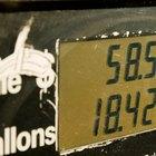 ¿Cómo funciona el combustible fósil?