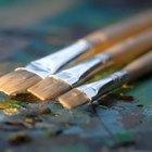 Los mejores pinceles para la pintura acrílica