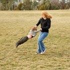Actividades de exterior divertidas para niños de 7 a 12 años