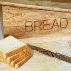 ¿Cuánto tiempo tarda en crecer moho en el pan blanco?