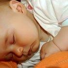 Cómo conseguir que un bebé retome su rutina de sueño luego de haber estado enfermo