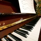 Cómo tocar el piano con tablatura númerica