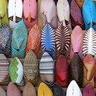 Cómo estirar zapatos que no son de piel