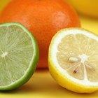¿Qué fruta cítrica tiene más vitamina C?