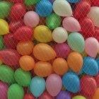 Cón inflar un globo con bicarbonato y vinagre
