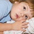 Síntomas de colitis en los niños