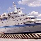 Seguridad en cruceros para niños pequeños