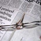 ¿De qué está hecho el papel de periódico?