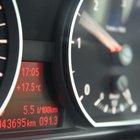 Diferencia en combustible entre un V6 y un 4 cilindros