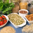 Alimentos ricos en ácidos grasos Omega-3 y antioxidantes