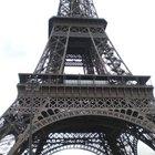 Cómo hacer una Torre Eiffel de origami