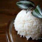 Índice glicémico del arroz integral vs. arroz vaporizado