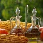 Los peligros del vinagre de sidra de manzana