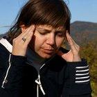 Suplementos de hierro y dolores de cabeza