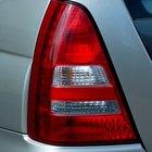 Cómo reiniciar la luz de chequeo de motor de un Subaru.