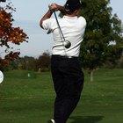 Cómo extender la caña de un palo de golf