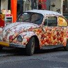 Cómo reemplazar un radiador en un VW Beetle