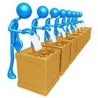 Actividades para niños sobre las elecciones