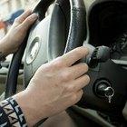 Cómo reparar la rótula de un automóvil