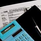 How to Deduct Property Tax With a Standard Deduction With the IRS