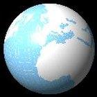Las ventajas de un mapa sobre un globo