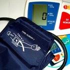 El levantamiento de pesas y una alta presión arterial
