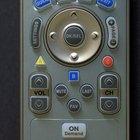 Cómo configurar un código de un control remoto Panasonic