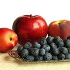 Lista de abarrotes para una dieta saludable