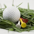 Ideas for Flower Arrangements Using Golf Balls