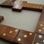 Diferentes tipos de juegos de dominó