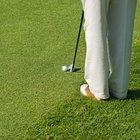 Diferencias entre las pelotas de golf Callaway