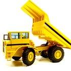 Tipos de vehículos de construcción