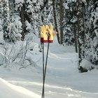 Tamaño adecuado de los bastones de esquí de fondo