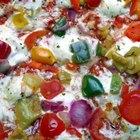 Guía de calorías de Pizza Hut