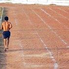Pistas de carreras para corredores