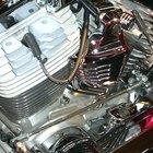 ¿Cuáles son los componentes del aceite de motor?