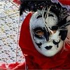 Historia de las máscaras Pierrot
