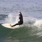 Rutina de ejercicio para practicar surf