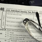 How to File Federal Taxes When Living Together & Not Married