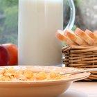 Alimentos que contienen glucosa y fructosa