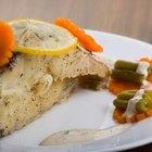¿Qué vitaminas se encuentran en el pescado?