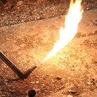 Tipos de llamas en la soldadura a gas