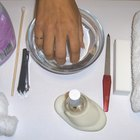 Manicure & Pedicure Instructions