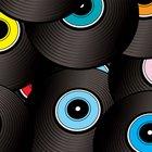 Cómo reparar discos de vinilo rayados