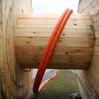 Cómo hallar el diámetro de un alambre de cobre