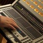 Definición de un mezclador de audio